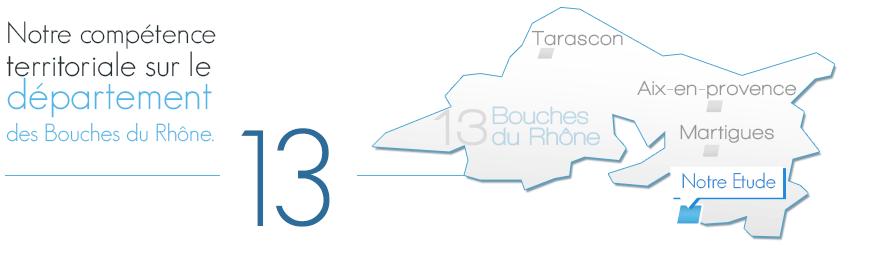 Compétence territoriale Bouches du Rhône
